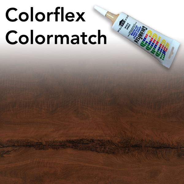 Colorflex Black Walnut Timber Laminate Caulking