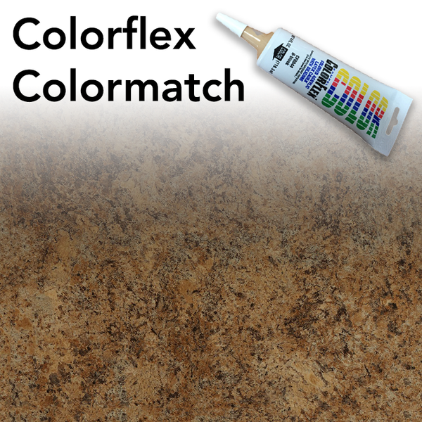 Colorflex Giallo Granite Laminate Caulking