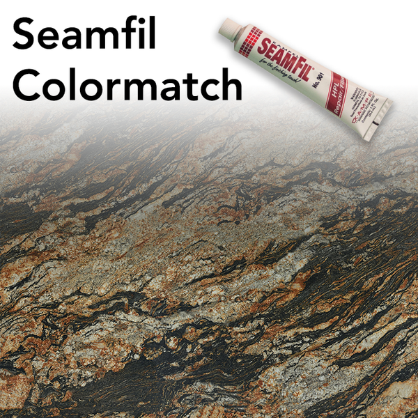 Seamfil Magma Black Laminate Repair