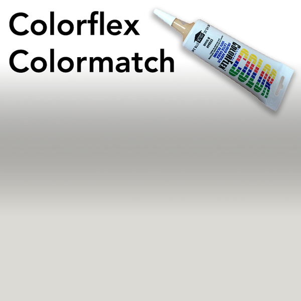 Colorflex Graystone Laminate Caulking