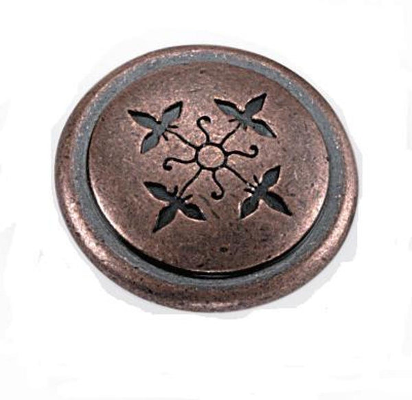 Round Knob, Cimarron Collection - Laurey