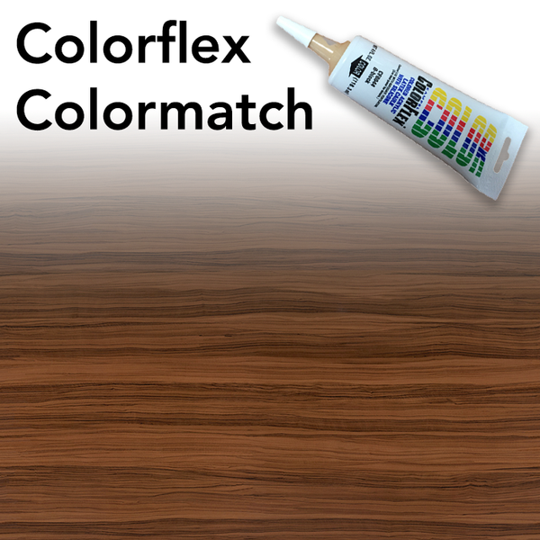 Colorflex Oiled Olivewood Laminate Caulking