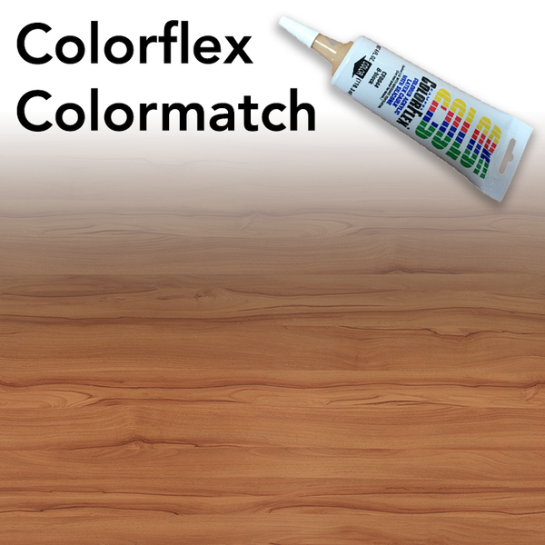 Colorflex Classic Walnut Laminate Caulking