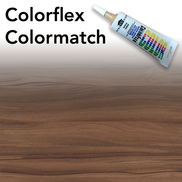 Colorflex Oiled Walnut Laminate Caulking