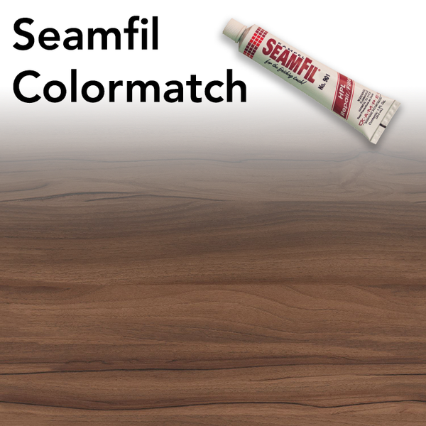 Seamfil Oiled Walnut Laminate Repair