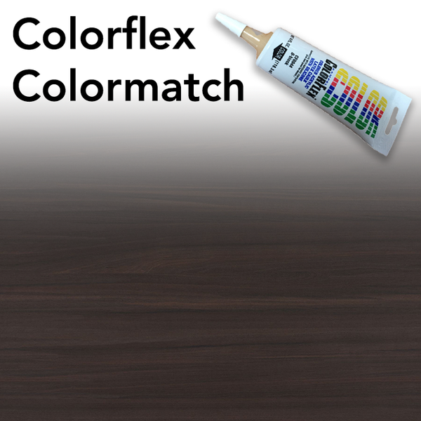 Colorflex Espresso Pear Laminate Caulking