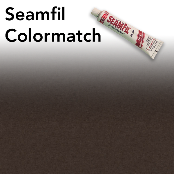 Seamfil Chocolate Warp Laminate Repair