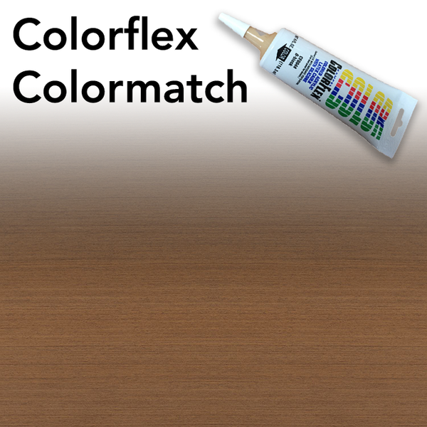 Colorflex Pecan Woodline Laminate Caulking