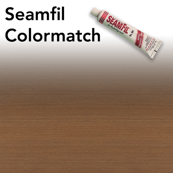 Seamfil Pecan Woodline Laminate Repair