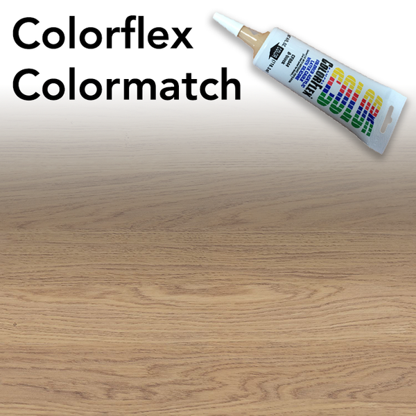Colorflex Millennium Oak Laminate Caulking