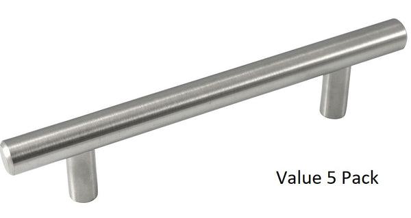 87001 T-Bar Pull Value 5 Pack, Melrose Collection - Laurey