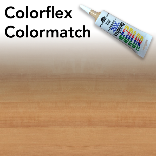 Colorflex Planked Deluxe Pear Laminate Caulking