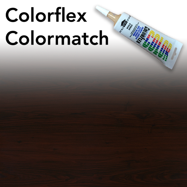 Colorflex Prestige Walnut Laminate Caulking