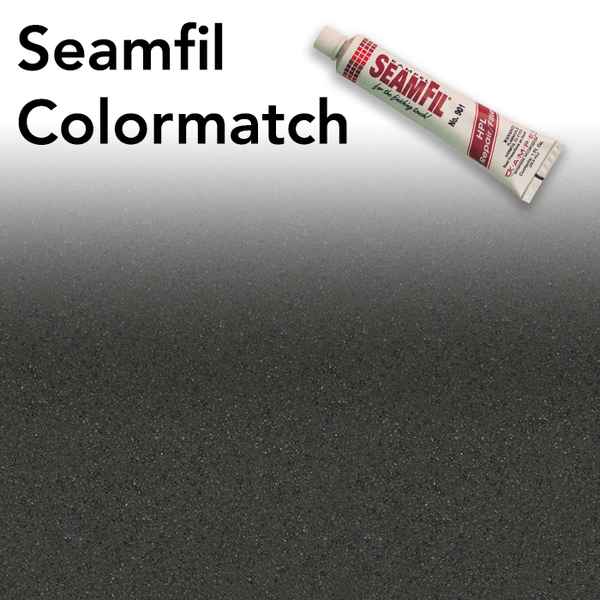 Seamfil Smoke Quarstone Laminate Repair