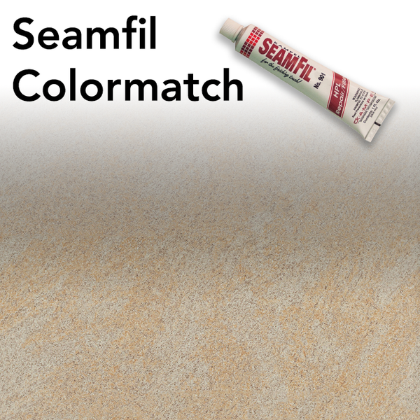 Seamfil Venetian Gold Granite Laminate Repair