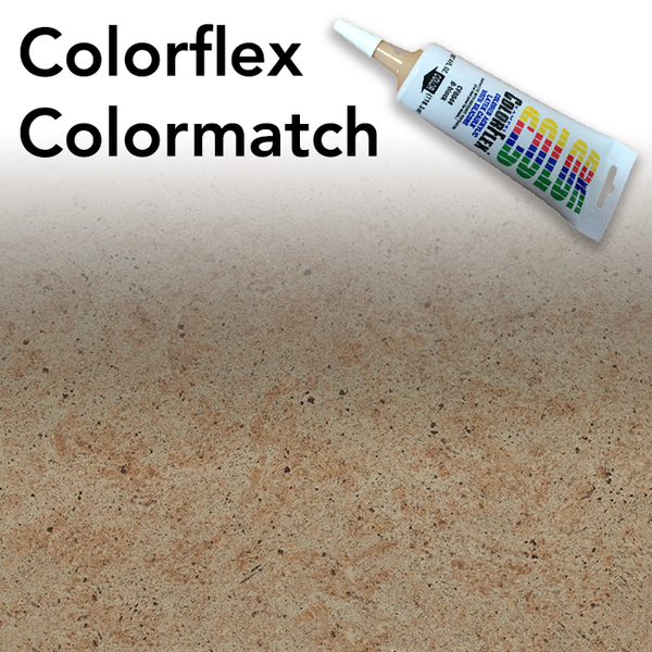 Colorflex Ivory Kashmire Laminate Caulking