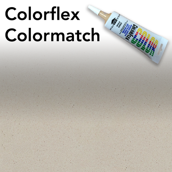 Colorflex Paloma Bisque Laminate Caulking