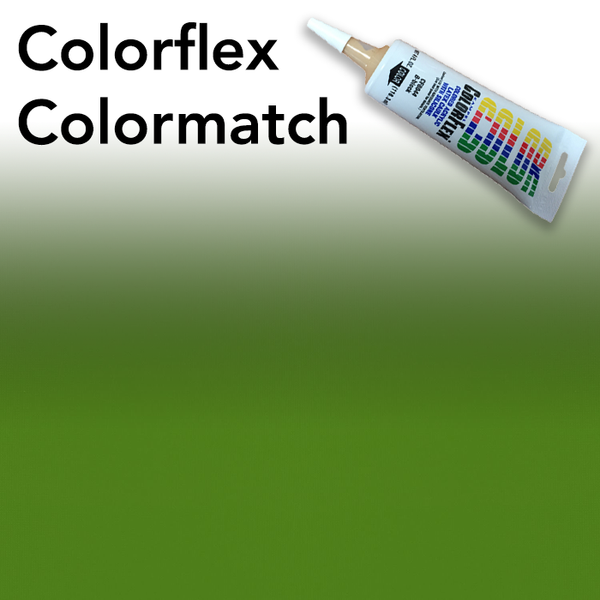 Colorflex Vibrant Green Laminate Caulking