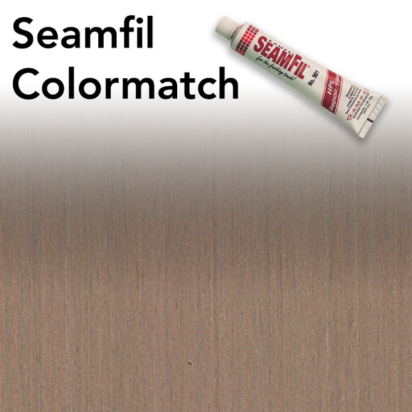 Seamfil Smoky Walnut Woodline Laminate Repair