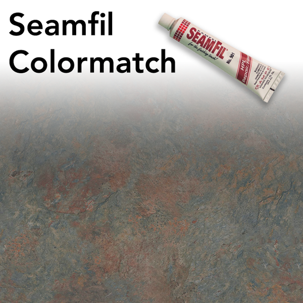 Seamfil Colorado Slate Laminate Repair