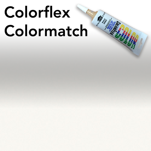 Colorflex Dover White Laminate Caulking