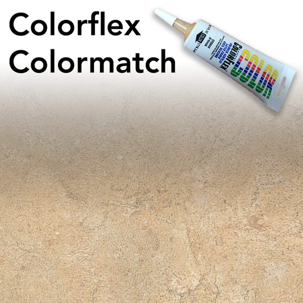 Colorflex Sand Stone Laminate Caulking