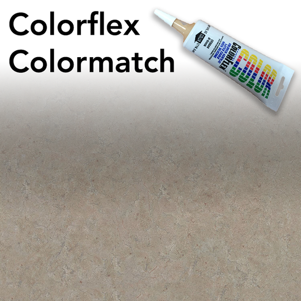 Colorflex Concrete Stone Laminate Caulking