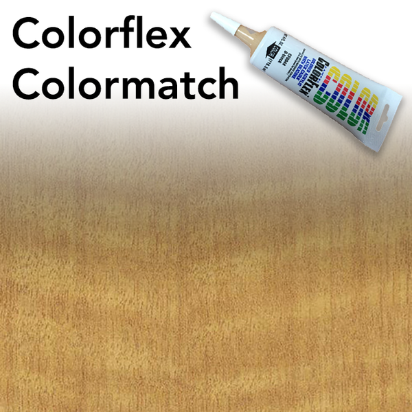 Colorflex Figured Annigre Laminate Caulking