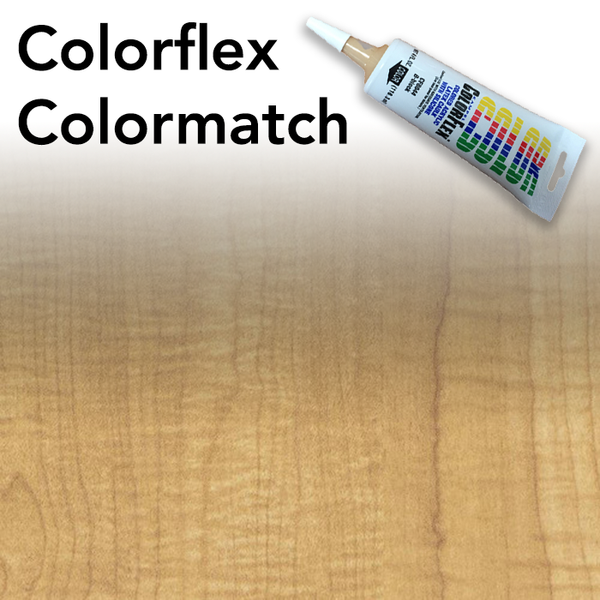 Colorflex Ginger Root Maple Laminate Caulking