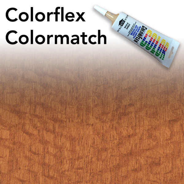 Colorflex Lacewood Laminate Caulking