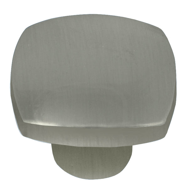 Rounded Edges Square Knob, Aventura Collection - Laurey