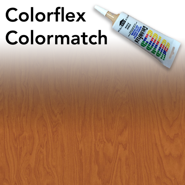 Colorflex Cherry Birch Laminate Caulking