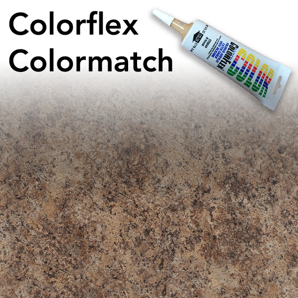 Colorflex Butterum Granite Laminate Caulking