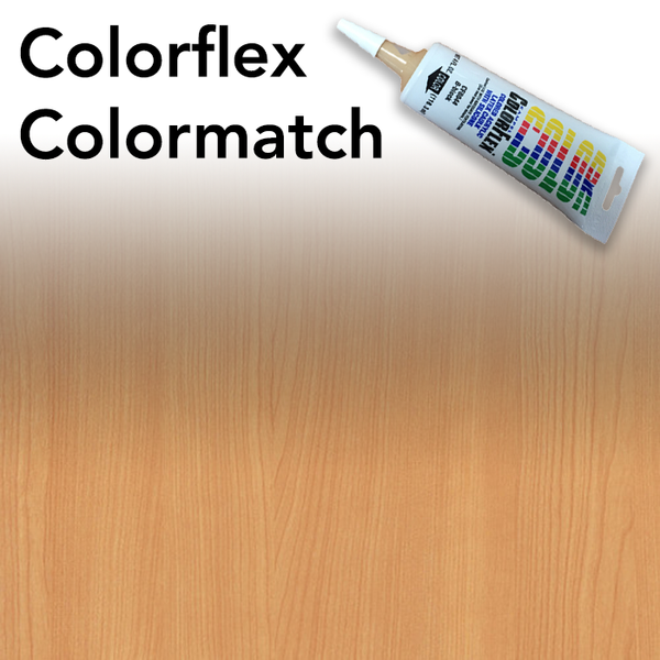 Colorflex Natural Cherry Laminate Caulking