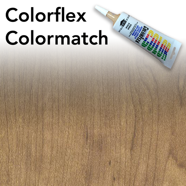 Colorflex Cognac Maple Laminate Caulking