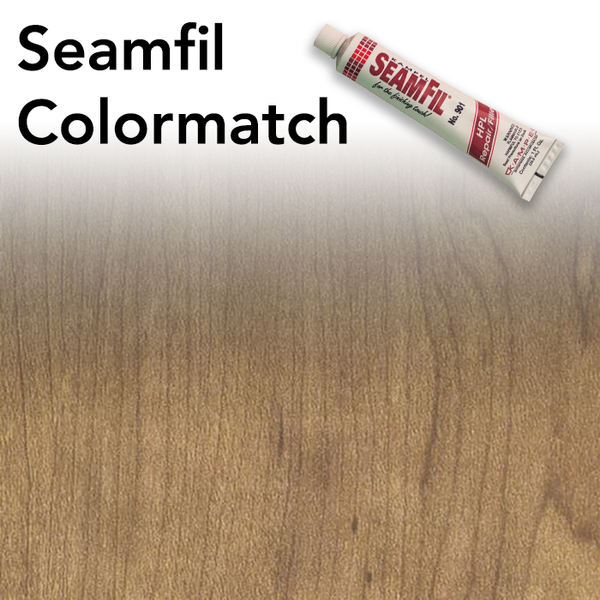 Seamfil Cognac Maple Laminate Repair