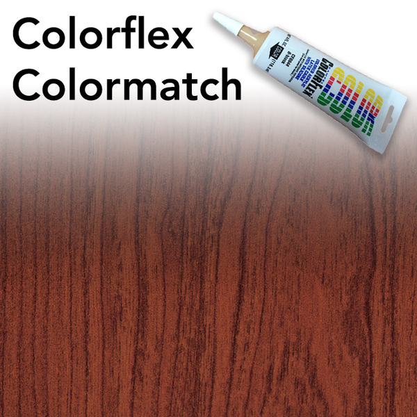 Colorflex Select Cherry Laminate Caulking