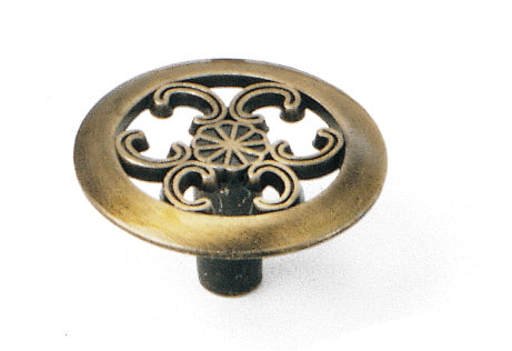 Filigree Knob, Classic Traditions Collection - Laurey