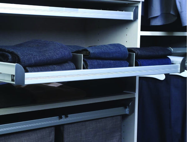 Hafele Shelf Dividers Closet Organization