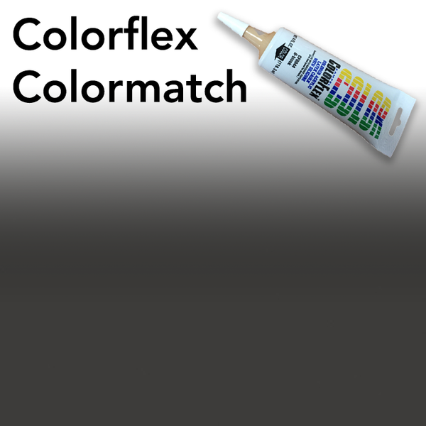 Colorflex Graphite Laminate Caulking