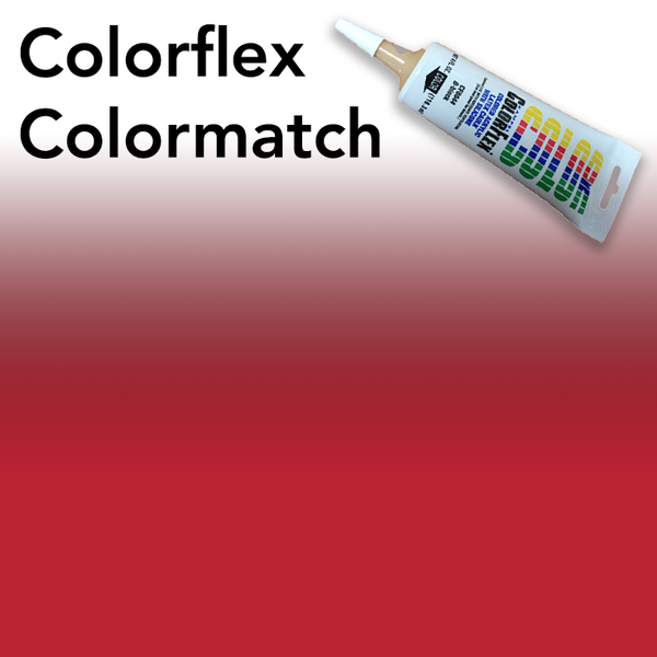 Colorflex Stop Red Laminate Caulking