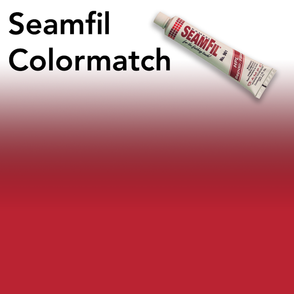 Seamfil Stop Red Laminate Repair