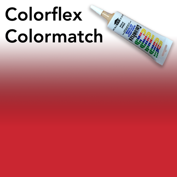 Colorflex Spectrum Red Laminate Caulking