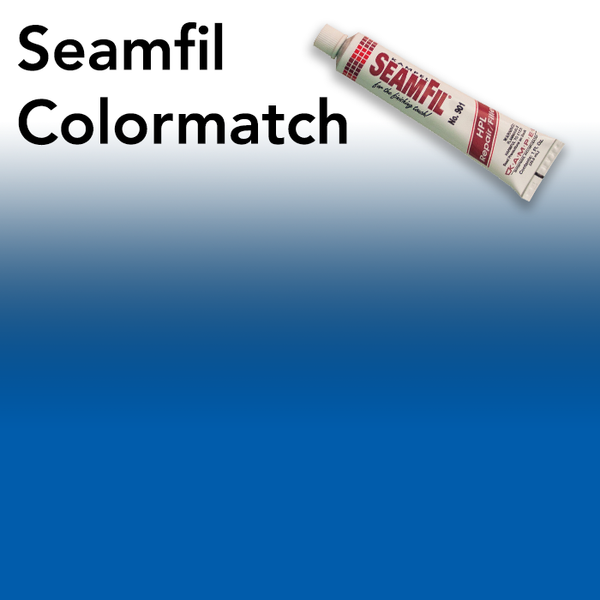 Seamfil Spectrum Blue Laminate Repair