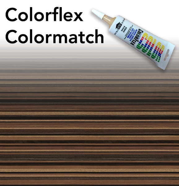 Colorflex Myriad Ribbonwood Laminate Caulking