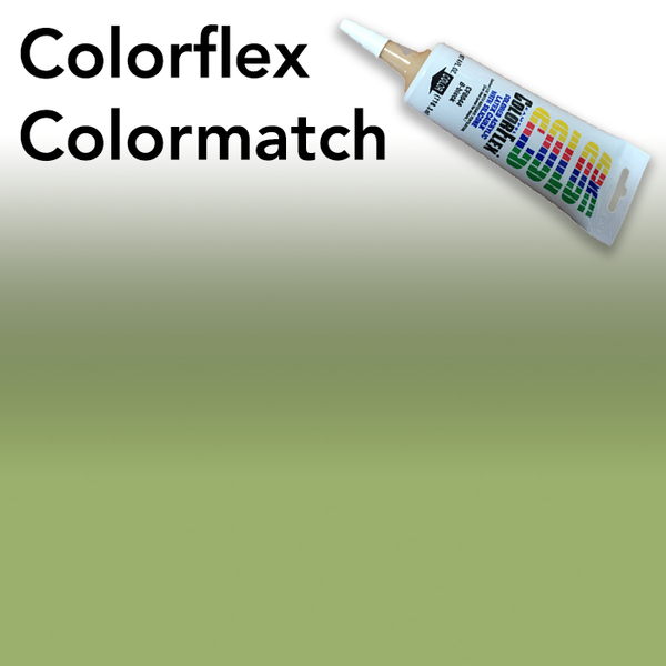 Colorflex Leaf Green Laminate Caulking