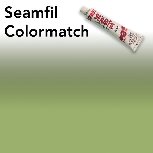 Seamfil Leaf Green Laminate Repair