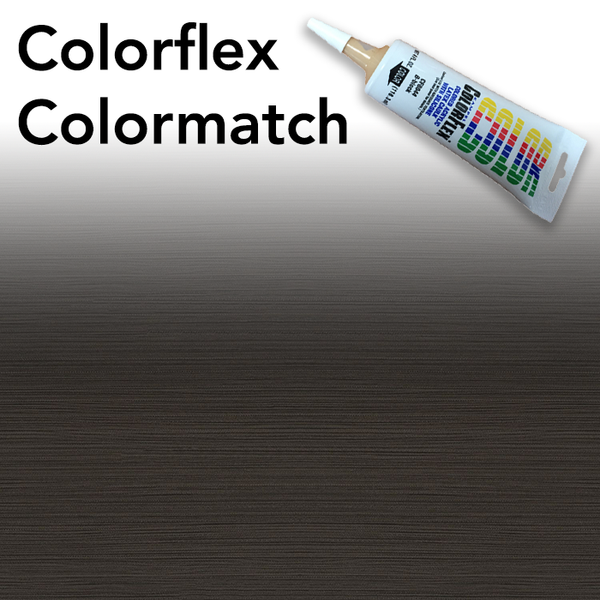 Colorflex Graphite Twill Laminate Caulking