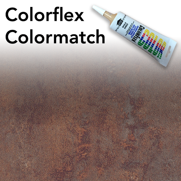 Colorflex Elemental Corten Laminate Caulking