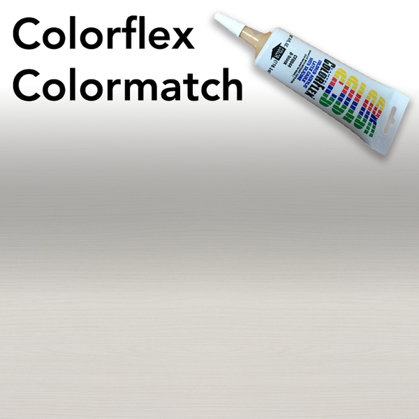 Colorflex White Ash Laminate Caulking